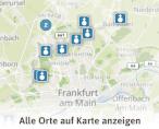 Orte-Karte